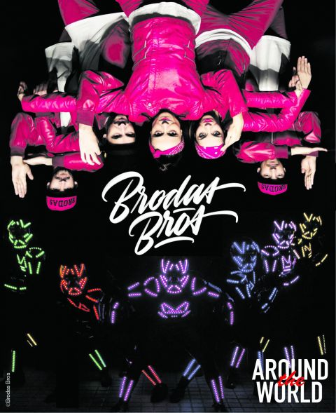 Brodas Bros - Around the World © Brodas Bros