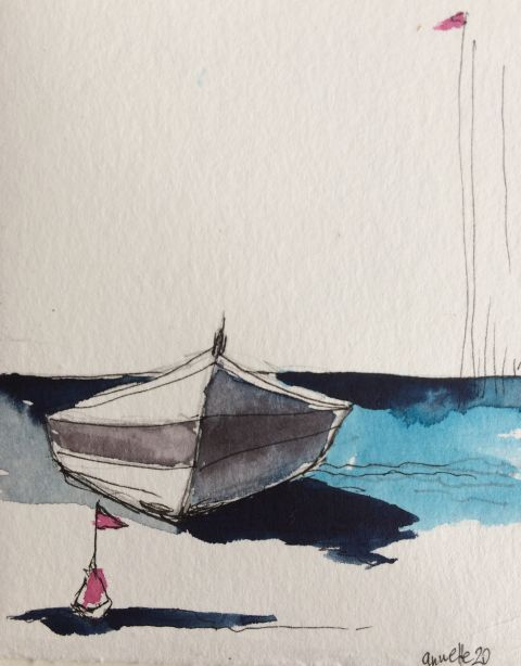 boote, anette kunst