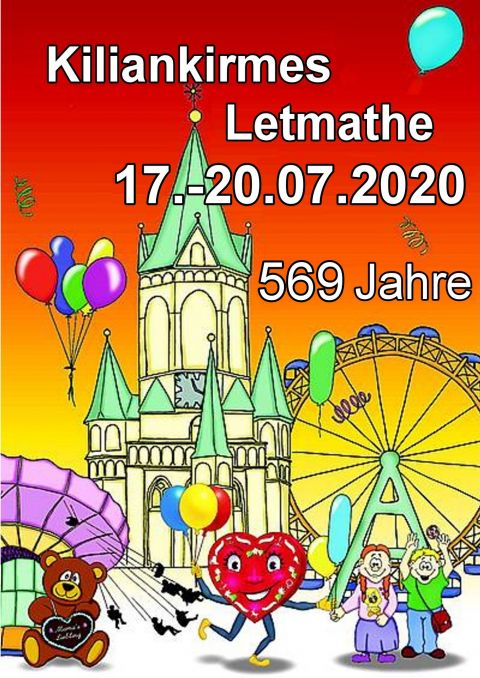 569. Kiliankirmes in Letmathe