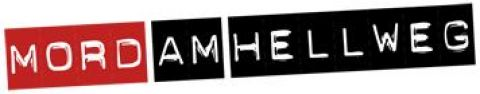 Logo des Krimifestivals Mord am Hellweg
