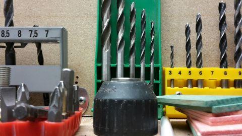 Bild von Werkzeugen