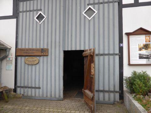Museumscafé & Drechselvorführung