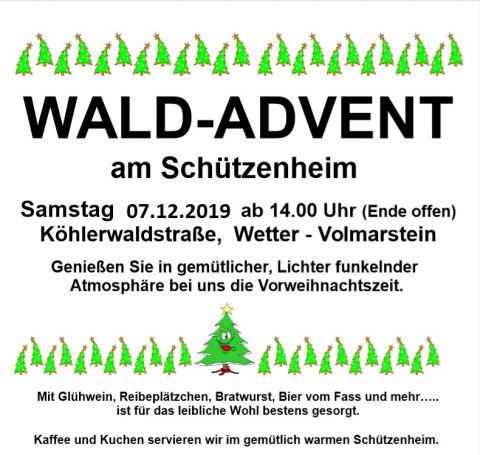 Wald-Advent / H.Insam - SV-Volmarstein