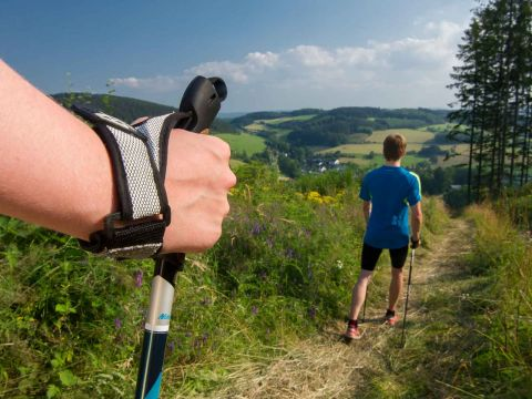 Nordic Walking im Sauerland