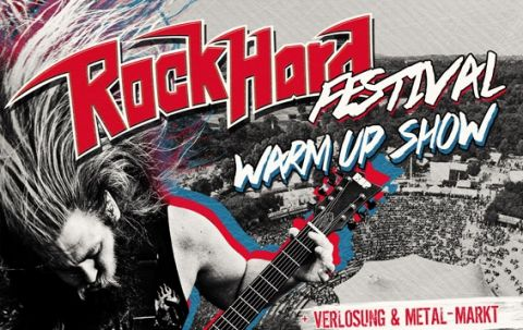 (c) HB Graphics; Rock Hard Festival Warm Up Show 2022